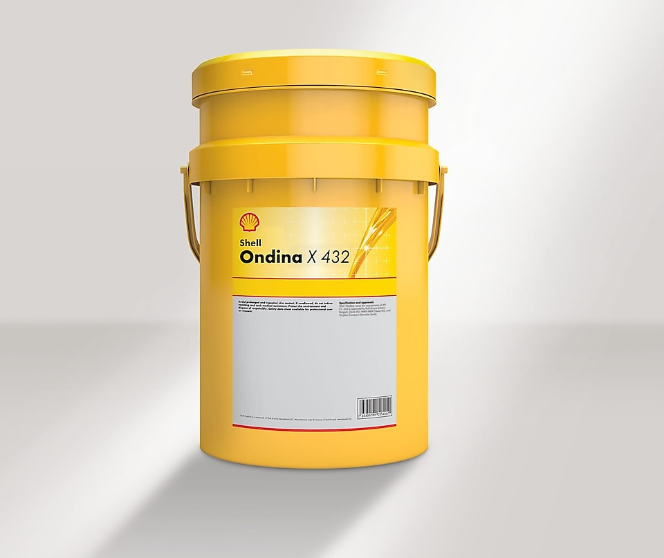 Ondina X - Process Oil
