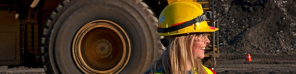 Heavy Equipment Operator at Muskeg River Mine