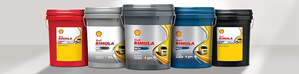 Carousel banner for Shell Rimula landing page