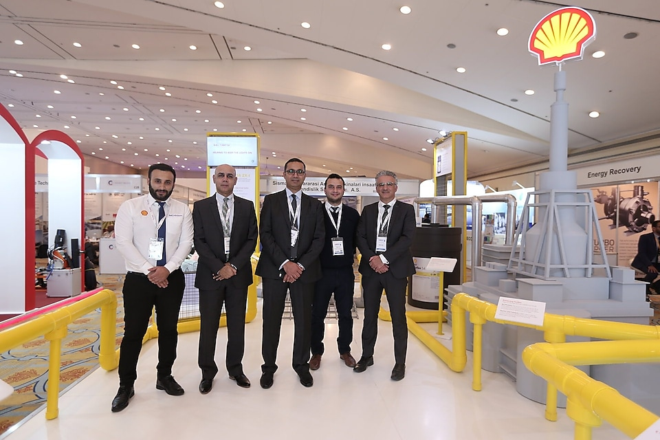 JOSLOC's trip to Shell Technology Centre in Hamburg