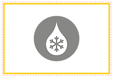 low temperature protection icon