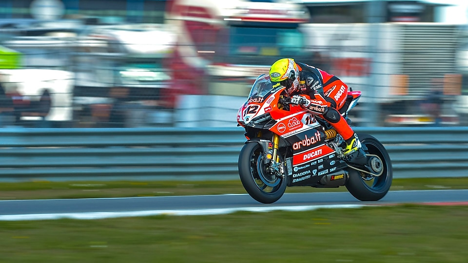 Shell and Ducati superbike world championship